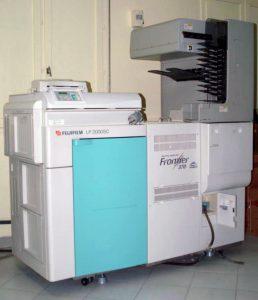2001 Fujifilm Frontier 370