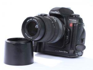 Fujifilm Finepix F2 Pro