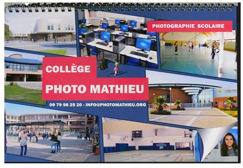Livre photo scolaire Collèges et Lycées